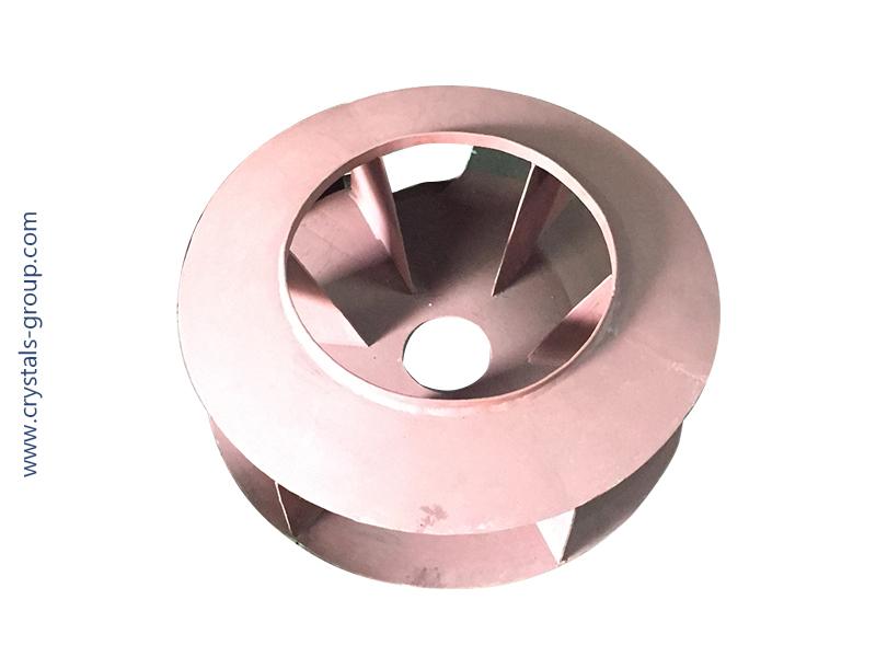 IMPELLER fan impeller suitable Vorwerk Kobold 118